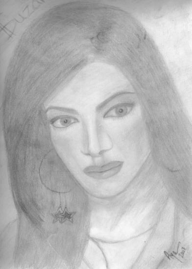 Suzan Najm Eddin by Rash